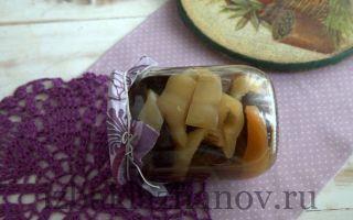 Маринованные баклажаны со сладким перцем и кориандром