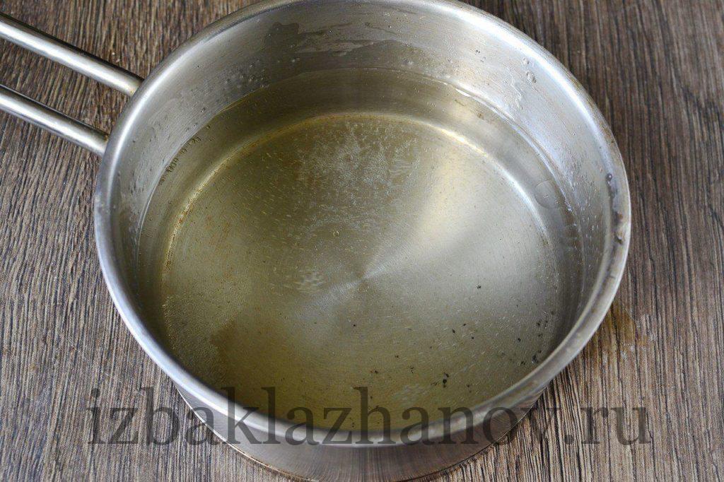 Маринад для кабачков быстрого приготовления
